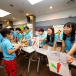 대우건설, 임직원 자녀 영어캠프 개최