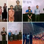 박서준X안성기X우도환 '사자', 서울 무대인사 현장 공개