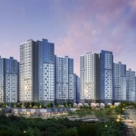 포스코건설, '오포 더샵 센트럴포레' 16일 견본주택 개관