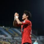 경남FC 김효기, 25라운드 '최고의 선수'