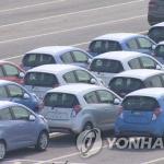 7월 자동차 생산·수출 최고조… 일본차 대신 미국·유럽차 구매