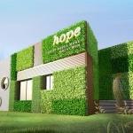 LH, 공공주택에 수직정원·식물정화벤치 도입
