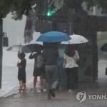 [내일날씨] 전국에서 떨어지는 빗방울…동시에 폭염특보도