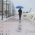 [오늘날씨] 전국 흐린 가운데 남부 많은 비…낮 최고 32도