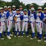 한국 리틀야구 대표팀, 日에 패배