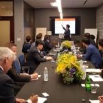 오렌지라이프, 미국·캐나다 보험사와 지식교류세션 진행