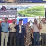 카리스, 우즈베키스탄 '카리스 트란스 율쿠릴리시' 공장 기공식 진행