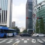 국내 적용 우회전 통행법, 보행자 사고 위험 높아