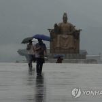 [내일날씨] 전국에 내리는 비…폭염 사그러들 듯