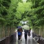 [오늘날씨] 중부 오전 중 비 그쳐…남부에 시간당 30㎜ 강한 비