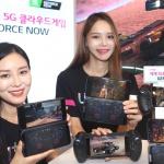 LG유플러스, 엔비디아와 세계 최초 5G 클라우드 게임 선봬