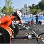 제27회 서울국제휠체어마라톤대회 개막