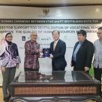 KT&G, 인도네시아 청년 커피 전문가 교육사업 지원