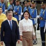문재인 대통령, 오늘 태국 총리와 정상회담…미래산업 협력 논의