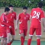 북한 축구, 레바논 꺾고 월드컵 예선 '청신호'