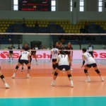 한국여자배구, U-18 세계선수권 캐나다에 석패