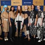 현대차, 뉴욕서 '업사이클링' 패션쇼 열어