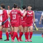 한국 女 하키, 올림픽 본선 도전