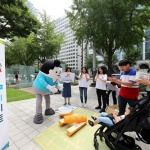 대우건설, 추석맞이 윷놀이 행사 개최