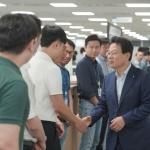 김광수 NH농협금융 회장, 연휴 앞두고 IT부문 비상대응체계 점검