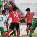 한국 축구, 10회 연속 월드컵 본선행 '청신호'