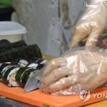 저물가 속 외식비는 고공행진…김밥 1년새 10% 올라