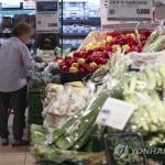 한국 소비자물가 상승률, 전세계 평균 밑돌아…1.2%p 낮은 0.7%