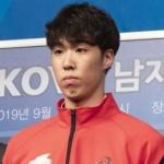 '장신 세터' 김명관, 프로배구 한국전력 유니폼 입었다