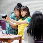 코리아 그랜마 박막례 X 공효진, 솔직한 만남 화제