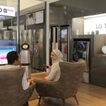 LG전자, 성장 잠재력 큰 중동∙아프리카에 인공지능 'LG ThinQ' 홍보