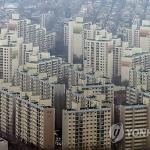 8월 주택 거래량 다시 '주춤'…전월 대비 1.3%↓