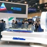 현대중공업, '가스텍'서 최신 LNG기술 선보여