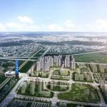 포스코건설, 평택 '지제역 더샵 센트럴시티' 견본주택 20일 개관