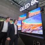 삼성전자, QLED TV 글로벌 누적 판매량 540만대 넘어