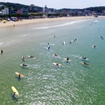 태안 '만리포니아' 국제 서핑대회 유치 추진