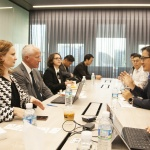SKT, OECD 통신정책 리더들에게 세계 1등 5G 노하우 공유