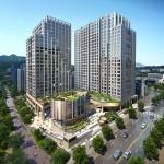 현대건설, '힐스테이트 과천 중앙' 분양중