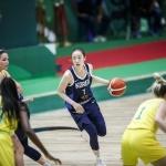한국 女 농구 FIBA 아시안컵 4위 마감
