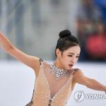 피겨 임은수, 상하이 트로피 동메달...시니어 GP 예열