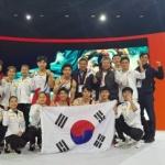 한국 남자 체조, 올림픽 단체전 출전권 획득