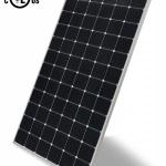LG전자 '양면발전 태양광 모듈', 국내 최초 UL인증 획득
