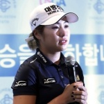 '핫식스' 이정은 女 골프 세계랭킹 3위 복귀