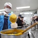 JW그룹, 지역 어르신들과 계절음식 나눔 활동 진행