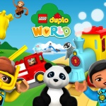 레고그룹, 터치 세대 위한 놀이 교육앱 '레고 듀플로 월드' 출시