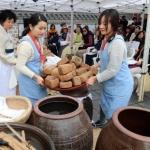 경복궁 장고(醬庫)에서 전통 장 직접 담근다