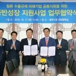 IBK기업은행-평택시, 동반성장 업무협약 체결