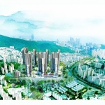 KCC건설, 부산 센텀 KCC스위첸 11월 분양