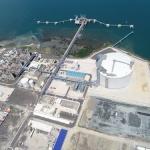 포스코건설, 파나마 최대 복합화력발전소·LNG터미널 준공