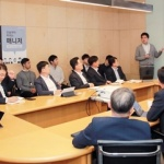 HDC현대산업개발 경영진, 밀레니얼 세대 직원과 소통 확대