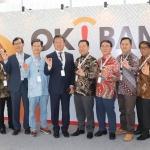 OK금융그룹, 인니서 OK뱅크 인도네시아 합병식